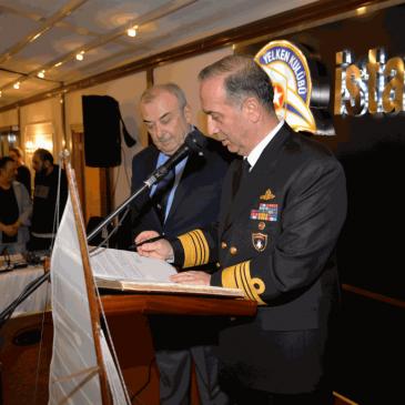 57. Yıl Donanma Kupası Yat Yarışı ve İYK 2017 Yat Trofesi Ödül Töreni gerçekleştirildi