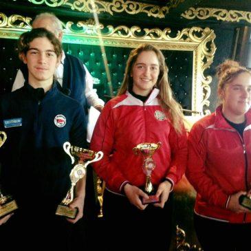 Ata'yı Anma Kupası Ödül Töreni Moda Spor Kulübü'nde gerçekleştirildi