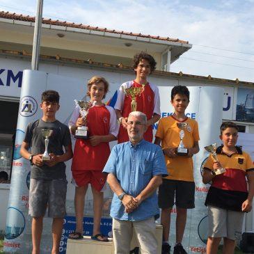 Açık İstanbul İl Şampiyonası Sona Erdi