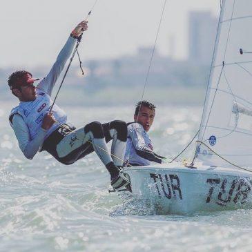 Sporcularımız Atıl APİ ve Oğuz ER Dünya'da 4. oldular!