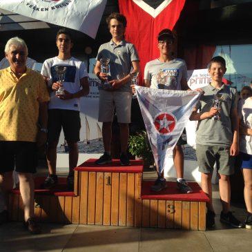 Sporcularımız 'Marmara Yelken Kulübü Türk Telekom Prime Kupası'nda farklı klasmanlarda bir çok kupa kazandı