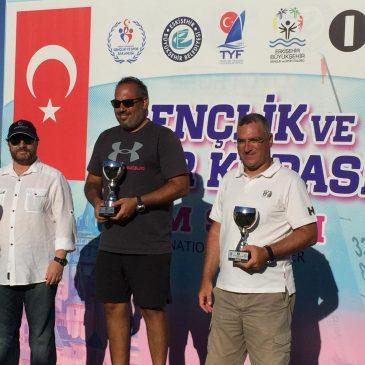 Gençlik ve Spor Bakanlığı Kupası IOM yarışlarında kürsünün sahibi İ.Y.K oldu