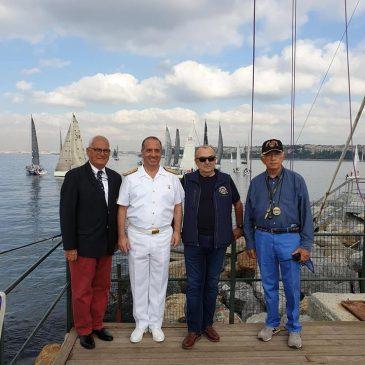 58. Yıl Donanma Kupası Yat Yarışı gerçekleşti