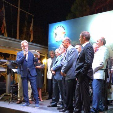 Marmara Yelken Kulübü'nün 60. yıl kuruluş balosu yapıldı