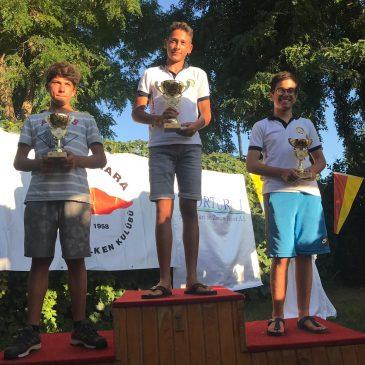 Mithat Oranos Sporturist Aş Kupası'nda ödül alan sporcularımızı tebrik ediyoruz…