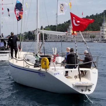 Kulübümüzün Teknesi: Blue Wind