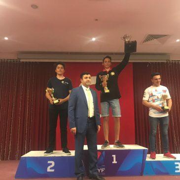 İYK Optimist ve Laser Sporcuları, TYF Türkiye Şampiyonasından 7 Kupa ile Döndü.